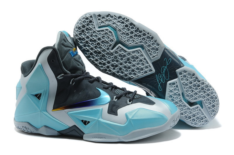 Nike LeBron 11 Armory Slate Gamma Blue-Light Armory Blue For Sale