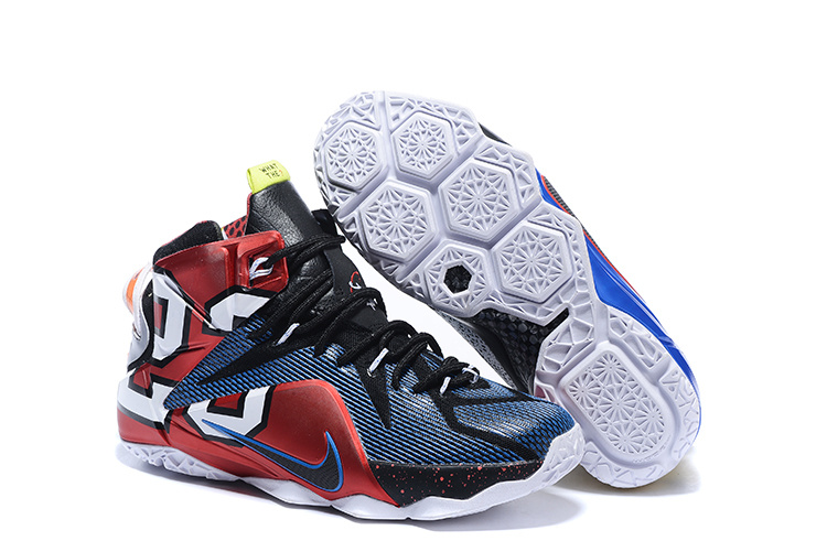 Nike LeBron 12 What The Multi-Color Multi-Color For Sale