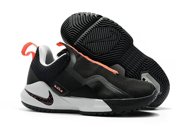 Cheap Nike LeBron Ambassador 11 AO2920-002 Black White Orange