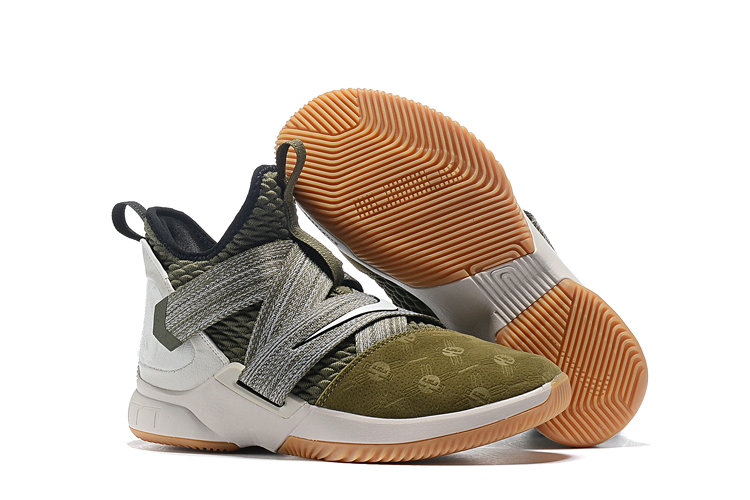 Cheap Nike LeBron Soldier 12 AO2609-300 Completes The Land And Sea Pack