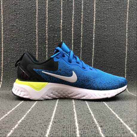 Nike Odyssey React AO9819-400 LAKE BLUE BLACK NOIR