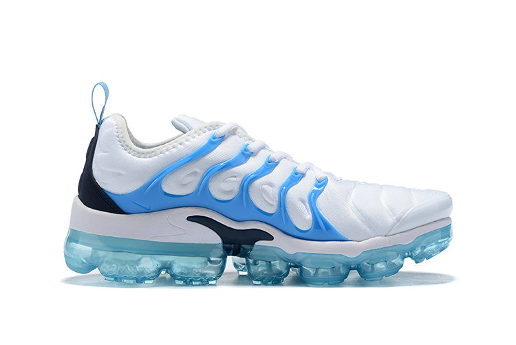 Nike VaporMax Plus White Blue Force-Blue Fury 924453-104