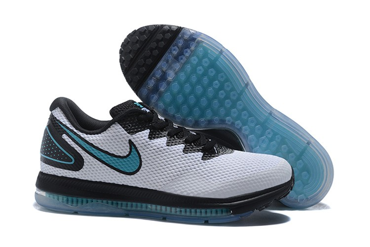 Nike Zoom All Out Low 2 White Black-Clear Jade For Sale