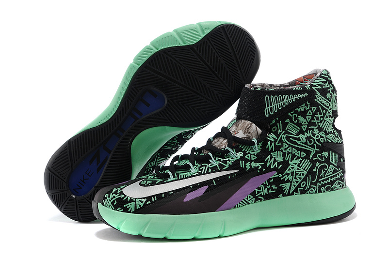 Nike Zoom Hyperrev KYRIE IRVING All-Star PE Minty Green Black-Purple