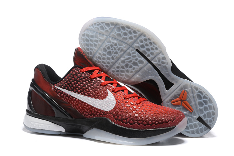 Nike Zoom Kobe 6 All Star Challenge Red White-Black