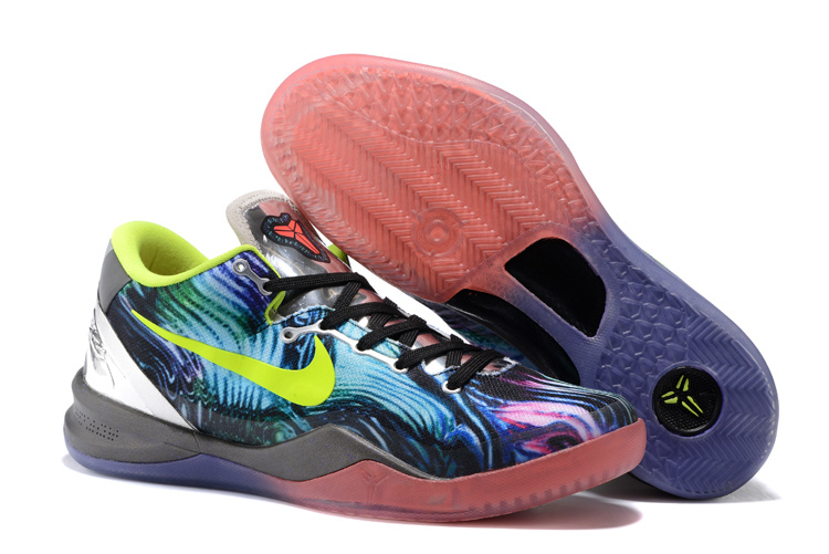 Nike Zoom Kobe 6 New Colorways Basketball Shoes