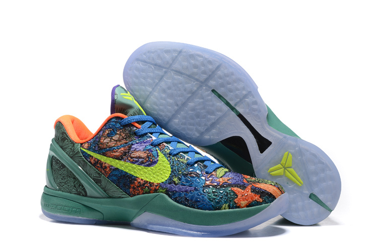 Nike Zoom Kobe 6 Prelude All Star MVP Basketball Shoes