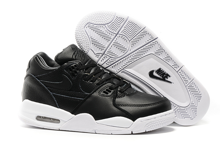 NikeLab Air Flight 89 Black White-Black