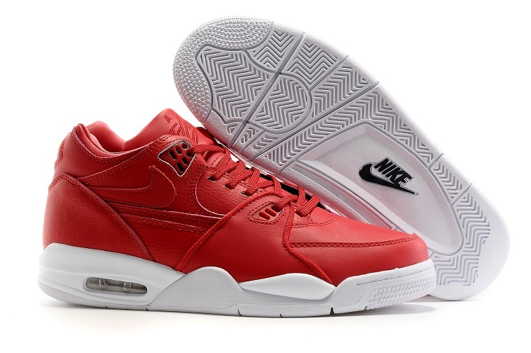 NikeLab Air Flight 89 Gym Red White-Gym Red