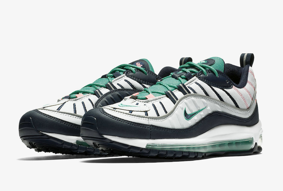 South Beach Nike Air Max 98 Ready To Release