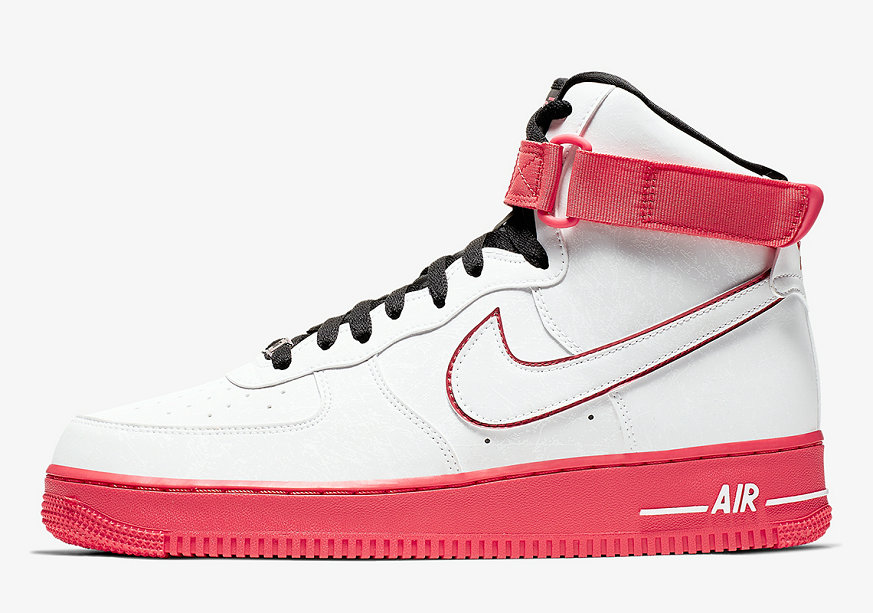 Where To Buy 2019 Womens Cheap Nike Air Force 1 High China Hoop Dreams CK4581-110