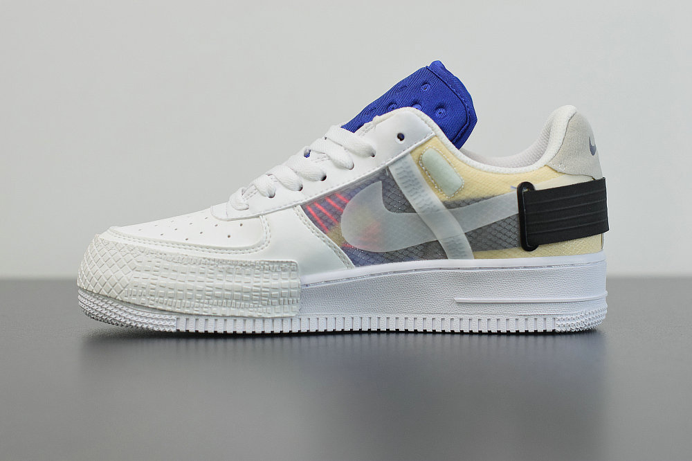 Where To Buy 2019 Womens Cheap Nike Air Force 1 Low Drop Type Summit White BQ4793-100