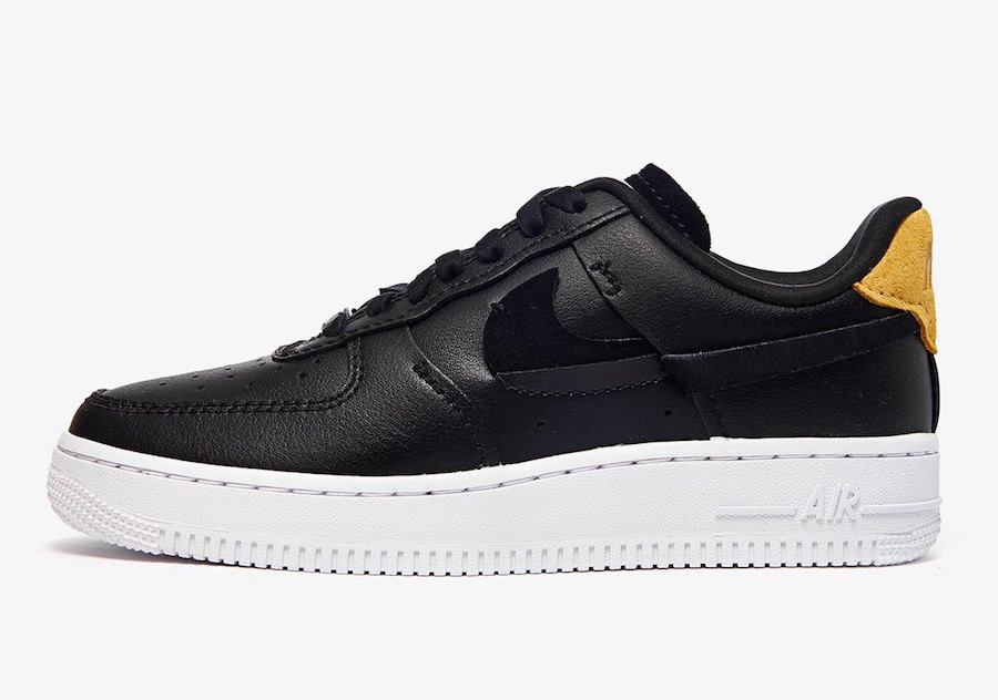 Where To Buy 2019 Womens Cheap Nike Air Force 1 Vandalized Black Anthracite-Mystic Green 898889-014