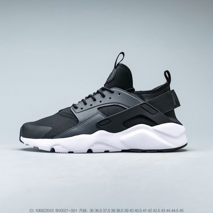 Where To Buy 2019 Womens Cheap Nike Air Huarache Run Ultra Black White BV0021-001