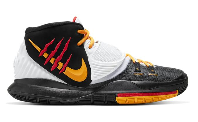 Where To Buy 2020 Cheap Nike Kyrie 6 Bruce Lee CJ1290-001