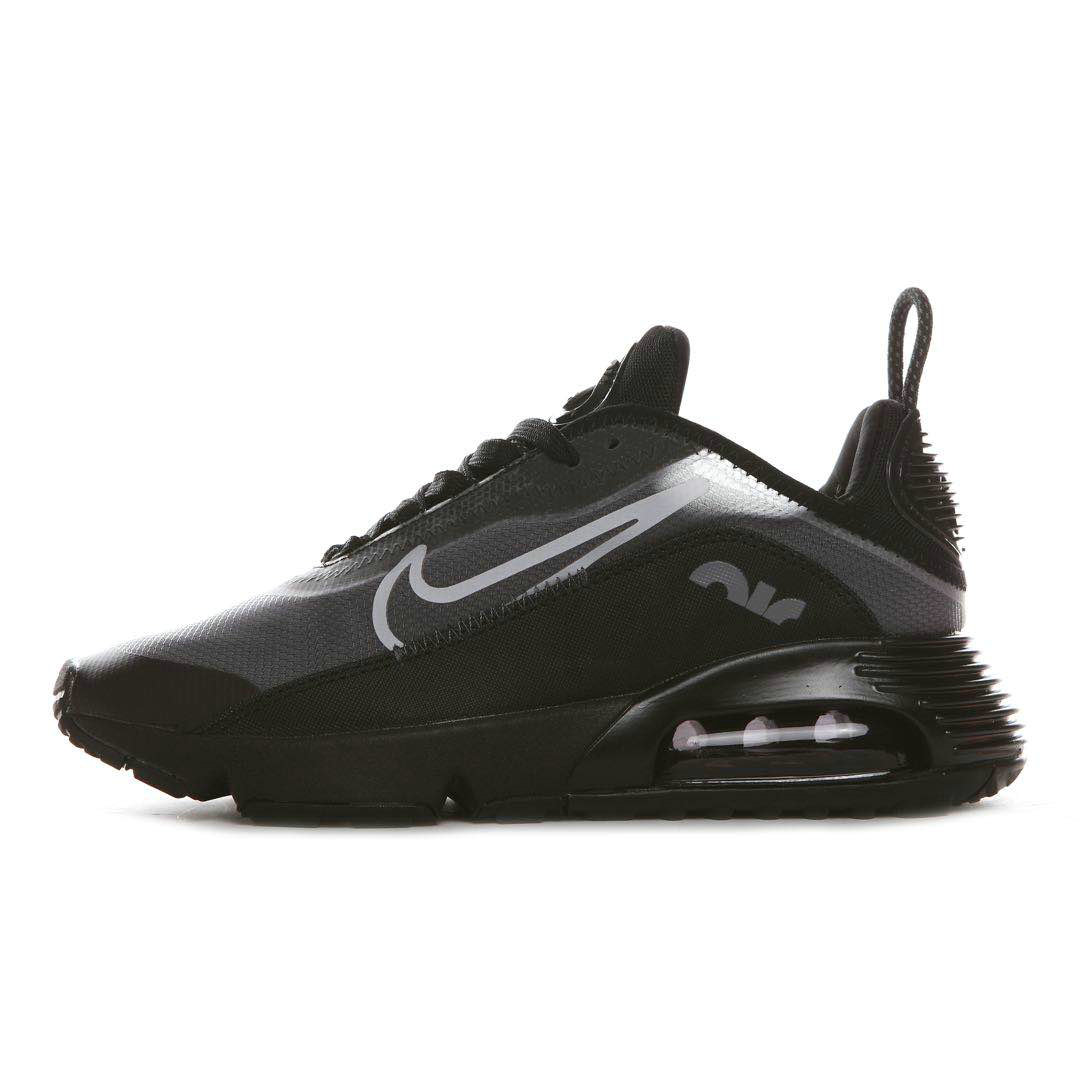 Where To Buy 2020 Mens Cheap Nike Air Max 2090 Black Wolf Grey-Anthracite-White BV9977-001