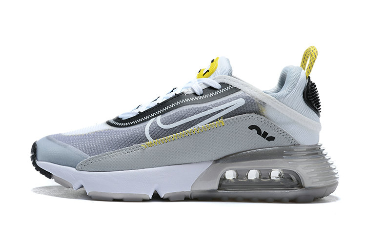 Where To Buy 2020 Mens Cheap Nike Air Max 2090 Wolf Grey White-Particle Grey BV9977-002