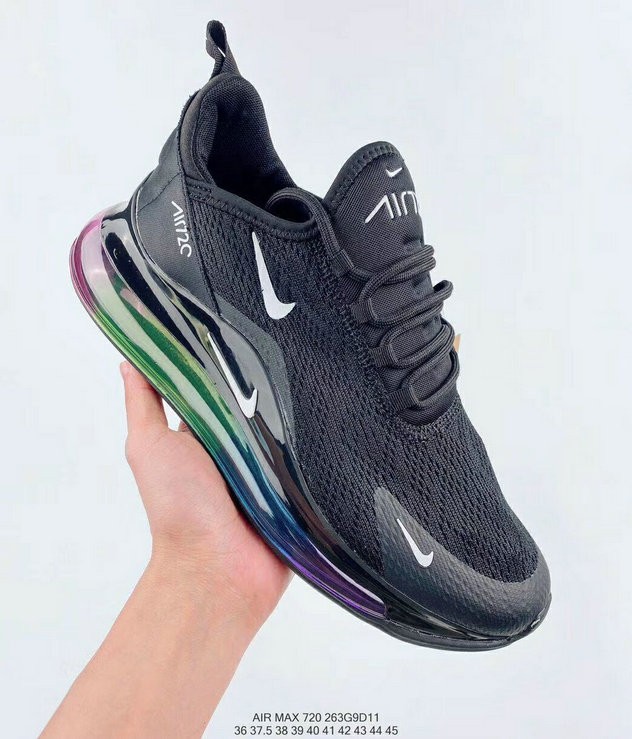 Where To Buy 2020 Mens Cheap Nike Air Max 720 270 Black
