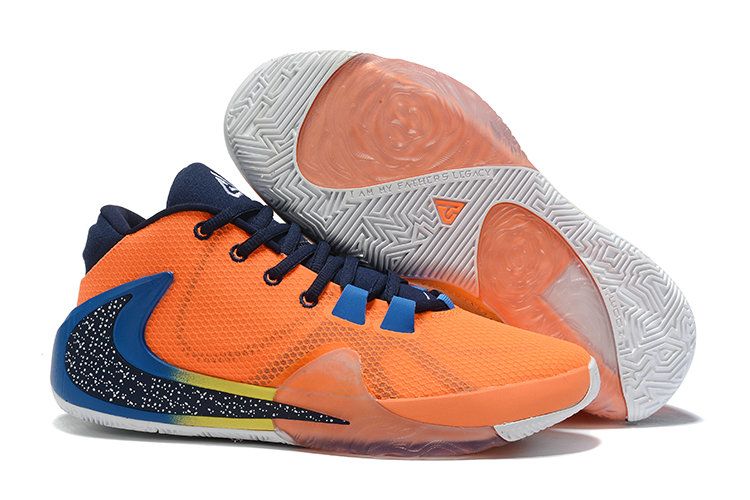 Where To Buy Cheap 2019 Nike Zoom Freak 1 Antetokounbros BQ5633-800