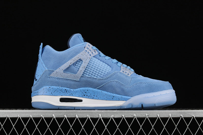 Where To Buy Cheap Nike Air Jordan 4 UNC Bule AJ4-904284