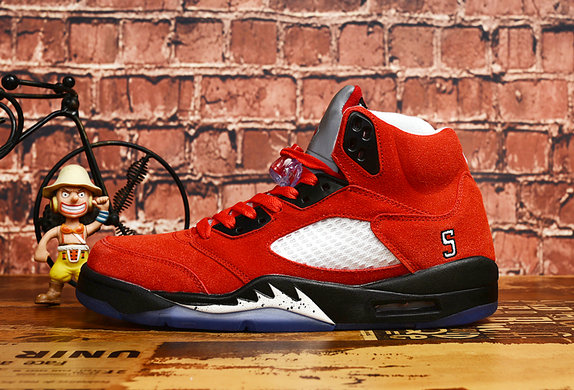 Where To Buy Cheap Nike Air Jordan 5 Retro FF SP Trophy Room Friends and Family