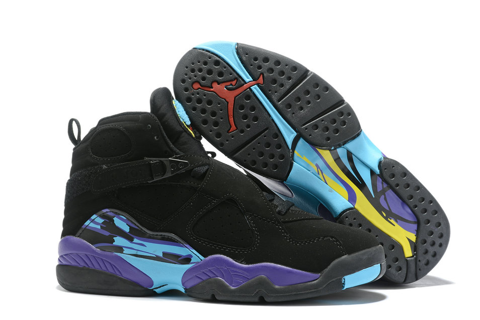 Where To Buy Cheap Nike Air Jordan 8 Aqua Black True Red Flint Grey Bright Concord 305368-025