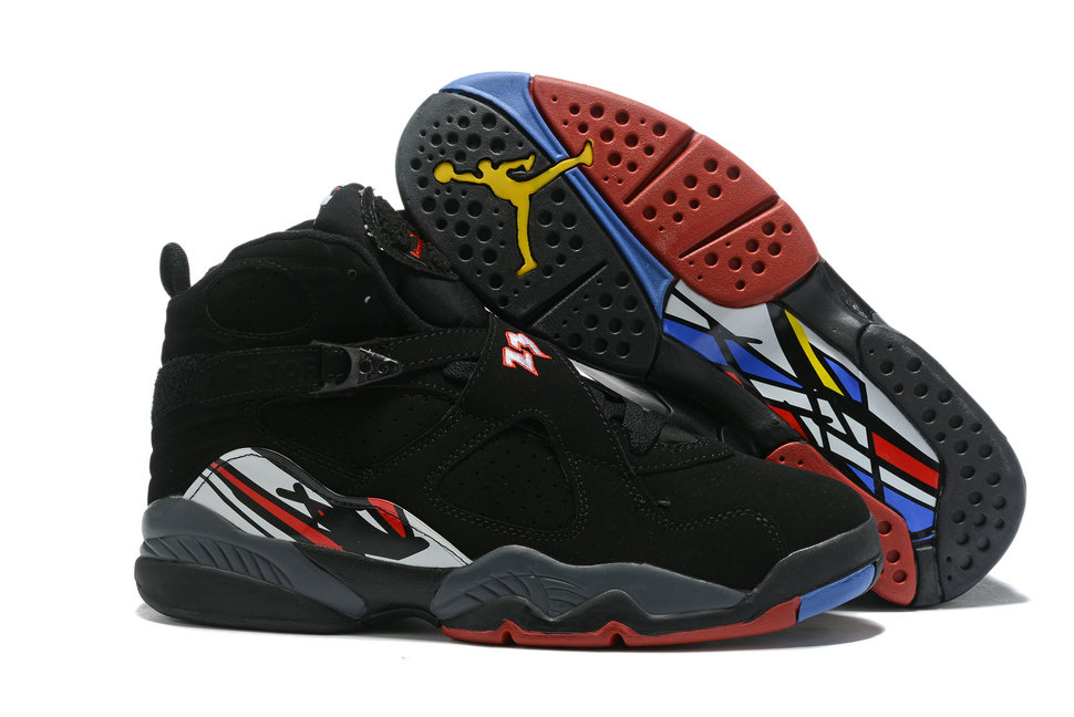 Where To Buy Cheap Nike Air Jordan 8 Black Red 305381-061