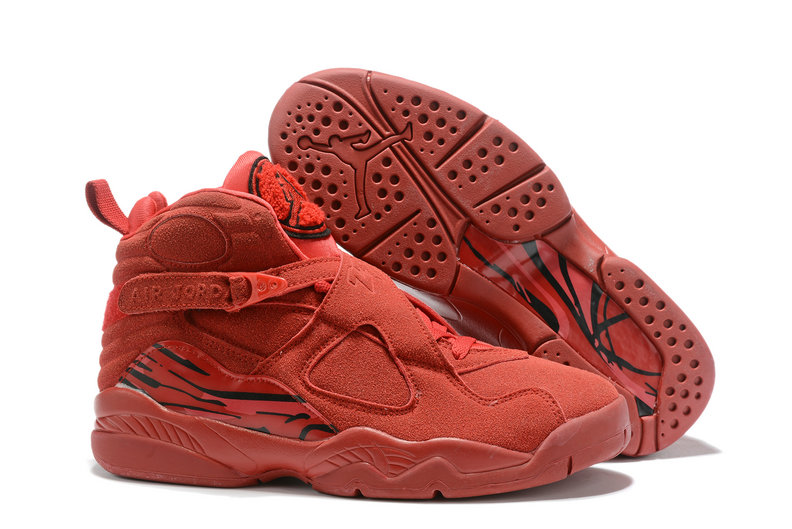 Where To Buy Cheap Nike Air Jordan 8 Valentines Day Red AQ2449-614