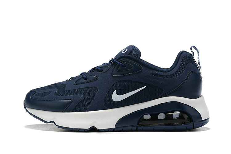 Where To Buy Cheap Nike Air Max 200 Navy Blue White