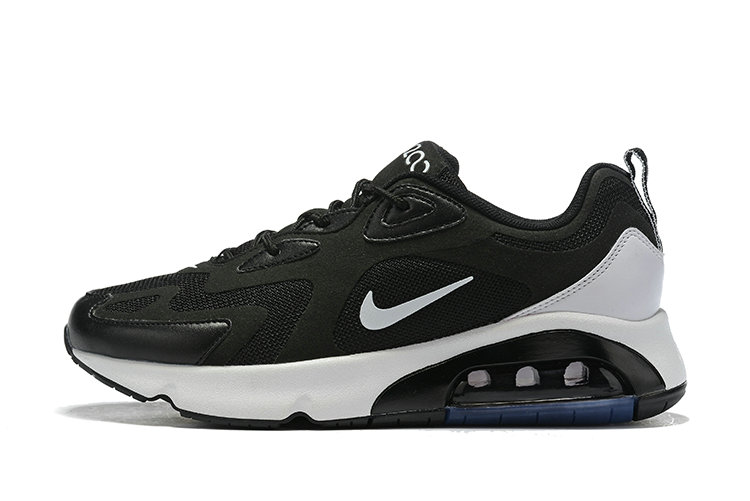 Where To Buy Cheap Nike Air Max 200 White Black