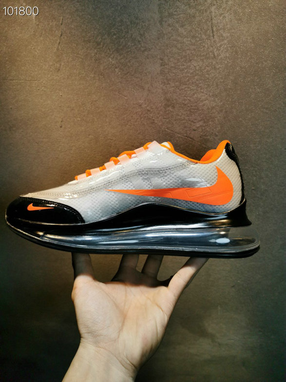 Where To Buy Cheap Nike Air Max 720-95 Heron Preston By You White Orange Black