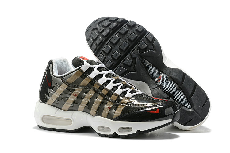 Where To Buy Cheap Nike Air Max 95 By Christian Black Metallic Gold White