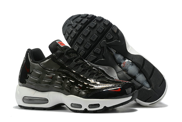 Where To Buy Cheap Nike Air Max 95 By Christian Black White Red