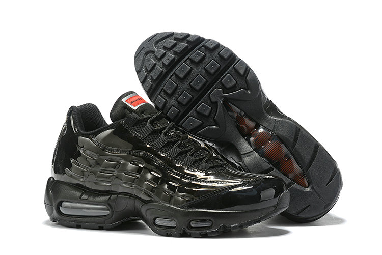 Where To Buy Cheap Nike Air Max 95 By Christian Total Black