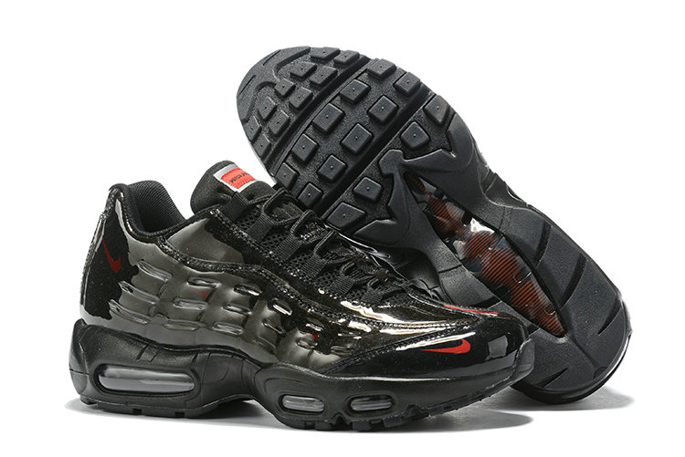 Where To Buy Cheap Nike Air Max 95 By Christian Triple Black