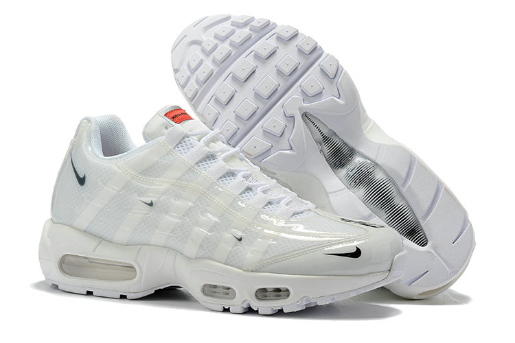 Where To Buy Cheap Nike Air Max 95 By Christian Triple White