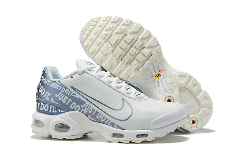 Where To Buy Cheap Nike Air Max Plus Just Do It White Sky Blue