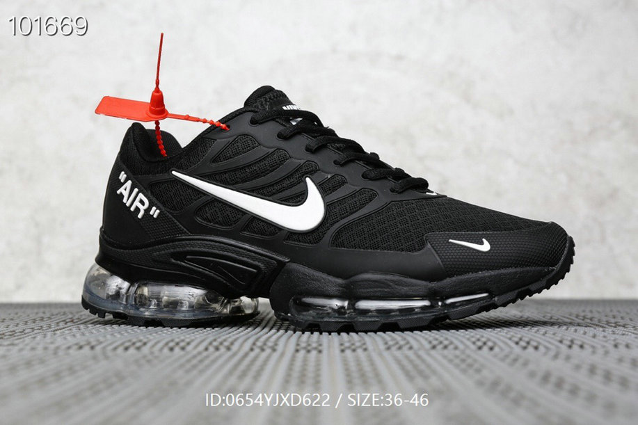 Where To Buy Cheap Nike Air Max TN Plus x OFF-WHITE Black White