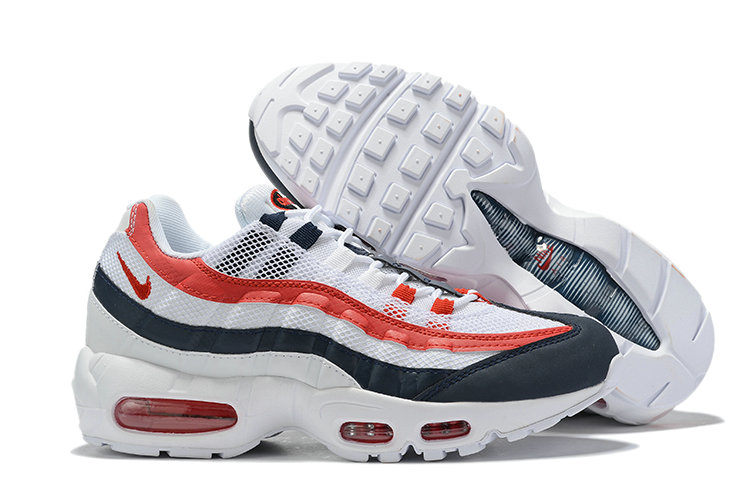 Where To Buy Cheap Nike Air Maxs 95 University Re White