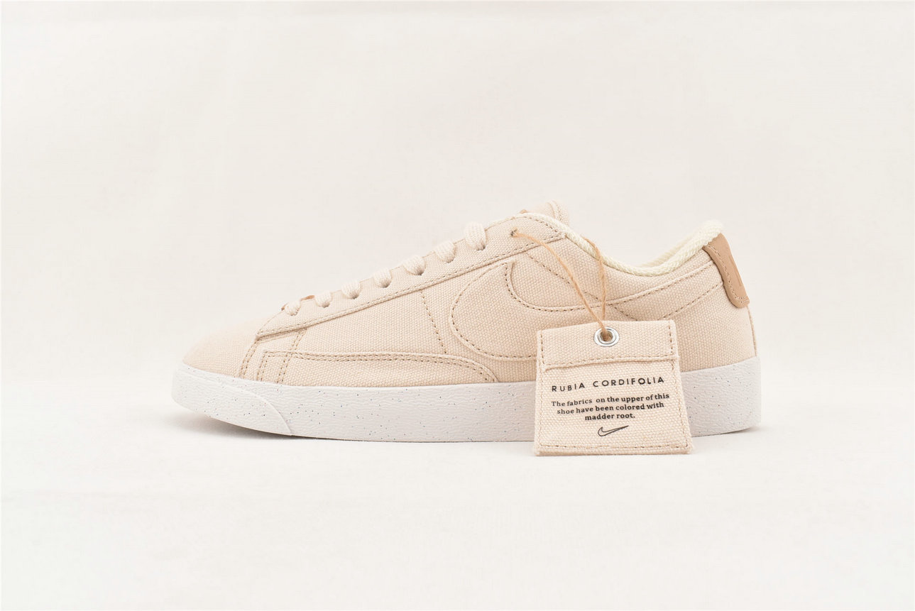 Where To Buy Cheap Nike Blazer Low Plant Color Pack Ivory AV9371-102