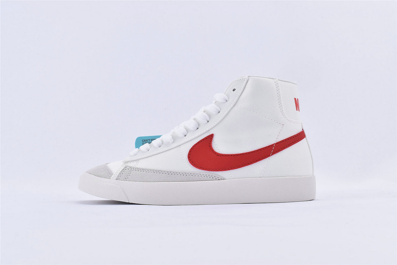 Where To Buy Cheap Nike Blazer Mid 77 Vintage Habanero Red BQ6806-400