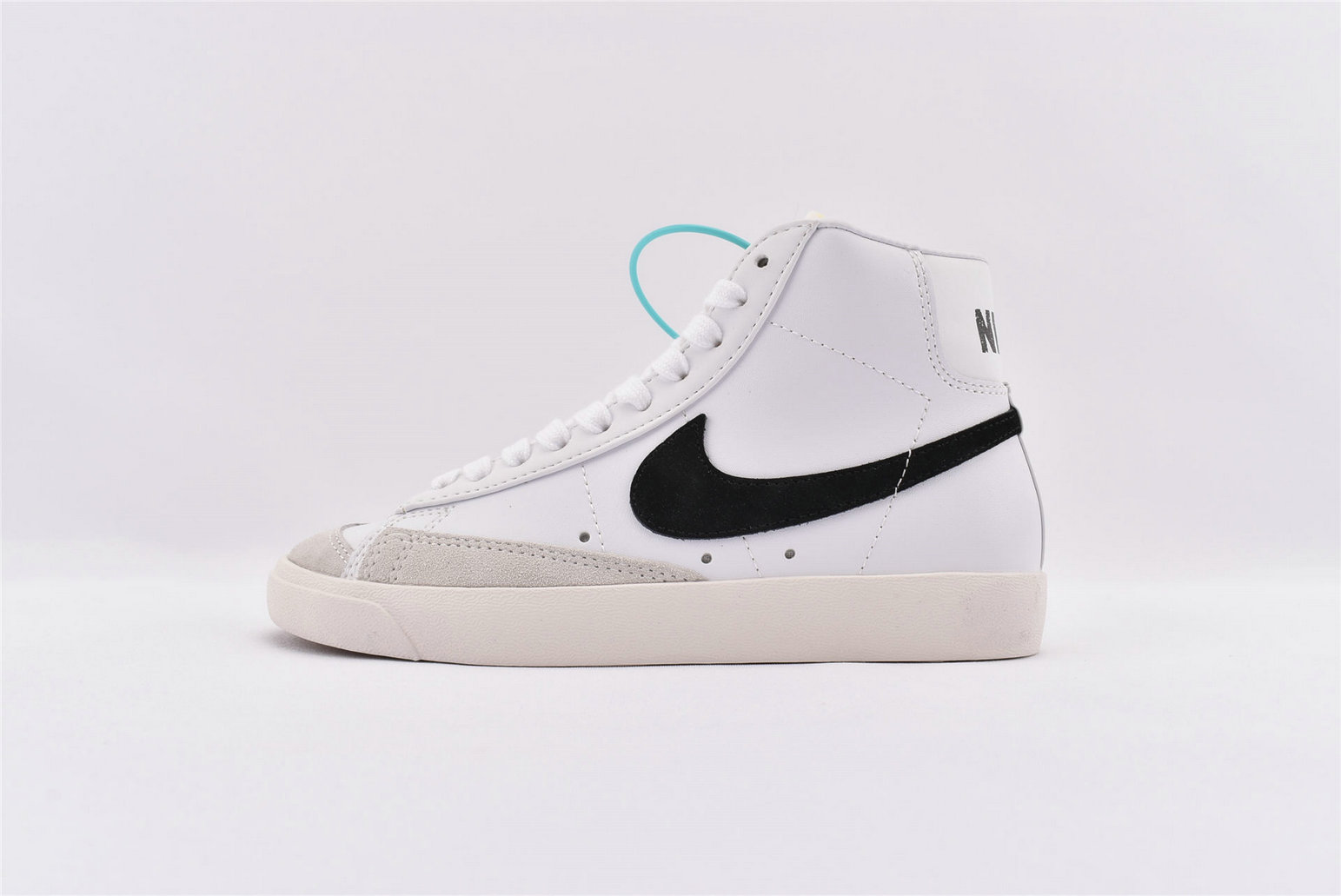 Where To Buy Cheap Nike Blazer Mid 77 Vintage OG Black Swoosh BQ6806-100