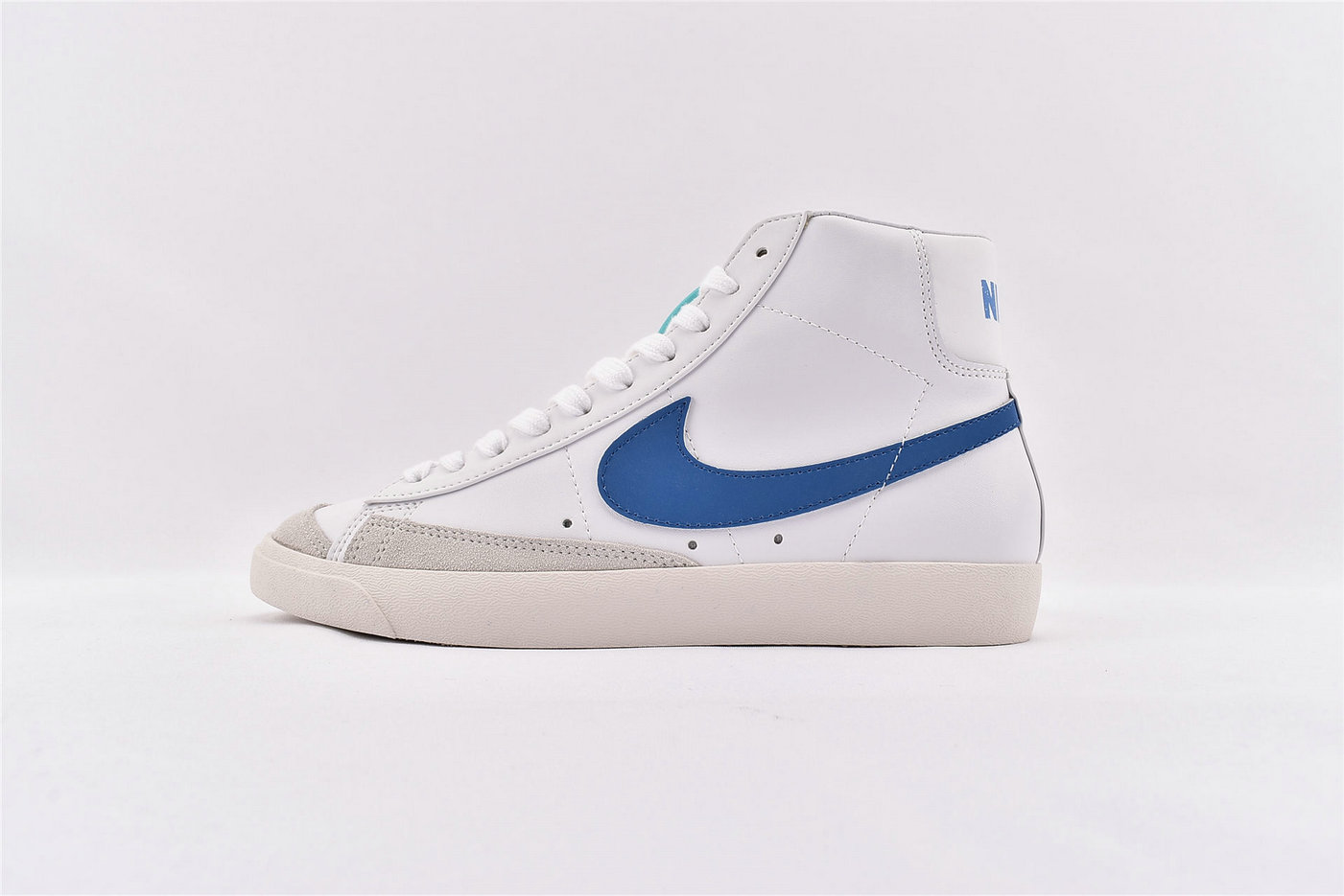 Where To Buy Cheap Nike Blazer Mid 77 Vintage Pacific Blue BQ6806-400