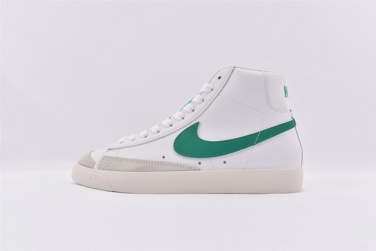 Where To Buy Cheap Nike Blazer Mid Vintage 77 Lucid Green BQ6806-300