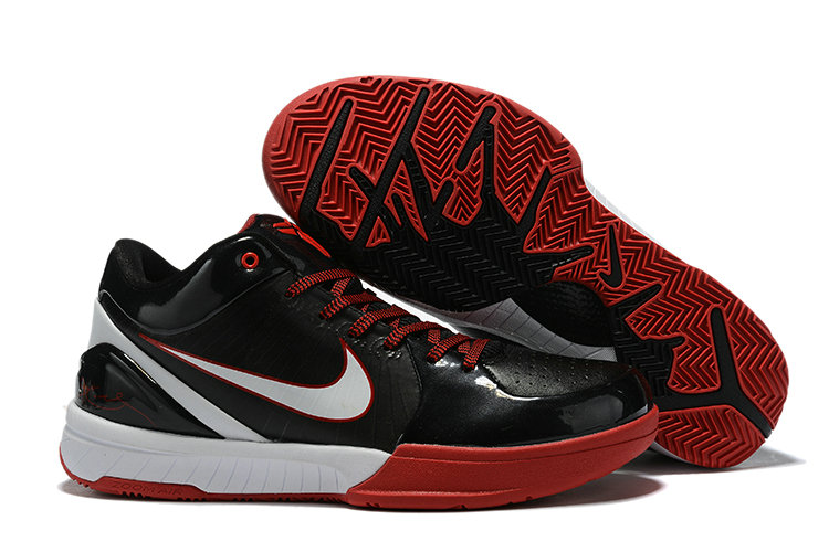 Where To Buy Cheap Nike Kobe 4 Protro ZK4 Black Red White CK2597 800