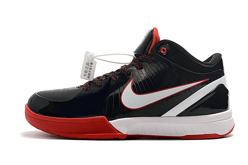 Where To Buy Cheap Nike Kobe 4 Protro ZK4 Red Black White