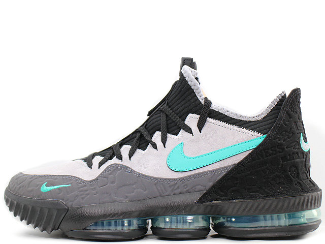 Where To Buy Cheap Nike Lebron 16 Low AC EP Atmos Wolf Grey Clear Jade Black CI3358-003