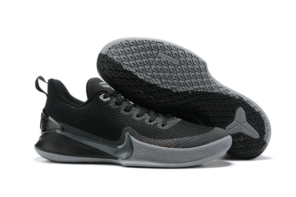 Where To Buy Cheap Nike Mamba Focus Black Wolf Grey