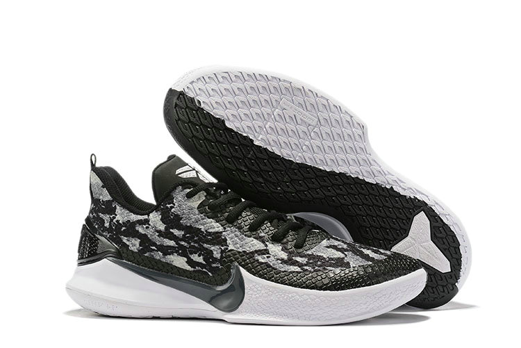 Where To Buy Cheap Nike Mamba Focus Grey Black White