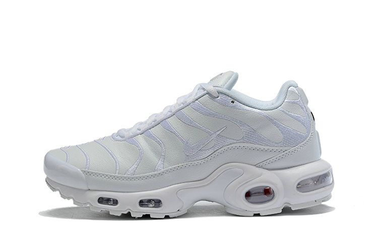 Where To Buy Cheap Nike TN Air Max Plus Triple White AJ2029-100